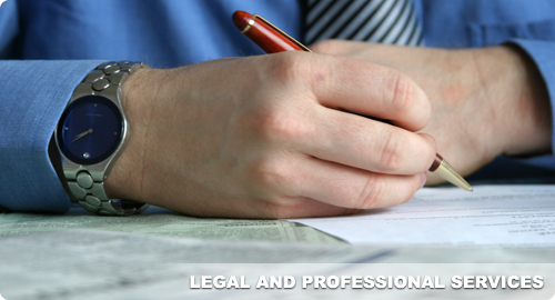 Legal and Professional Services